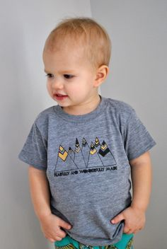 Fearfully and Wonderfully Made Kids Crew T-Shirt