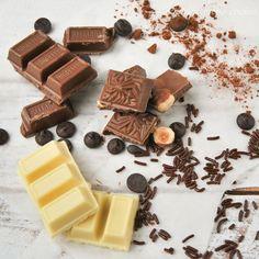 El chocolate, cómo fundirlo y prepararlo - Pienso...luego cocino