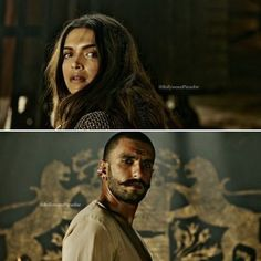 """I'm glad that I died before you, because if I had to live my life without you I don't think I could of carried on"" Bajirao mastani"