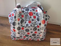 Sufik: tašky, batohy a pod. - střihy z webů