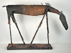 MIKE  MORAN - Mike Moran - Lava Stone Horse