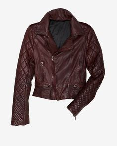 EXCLUSIVE Top Stitch Quilted Jacket-Jackets-Jackets + Outerwear-Clothing- IntermixOnline.com