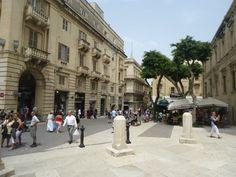 Valletta My Family History, Malta, Street View, Spaces, Beautiful, Malt Beer