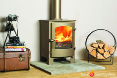 Caedmon multi fuel - wood burning stove