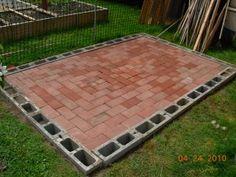 Greenhouse Floor