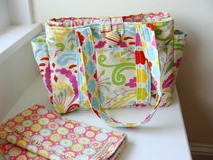 Love this diaper bag on Etsy!