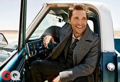 McConaughey, coat