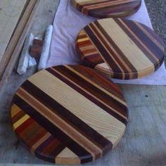 End Grain Cutting Board, Wood Cutting Boards, Chopping Boards, Fine Woodworking, Woodworking Projects, Diy Resin Table, Wood Jig, Small Wood Projects, Got Wood
