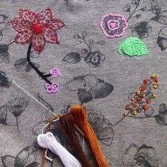 #mmstudiocollection #mmstudiotop #embroidery #vysivani #antistresstshirt #antistress #fashion #moda #diy #withlove️