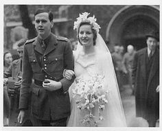 The youngest sister, Deborah (born 1920), married Lord Andrew Cavendish, second son of the 10th Duke of Devonshire, when they both were 21. At that time, Andrew was not expected to inherit the title. Because his older brother William (who was engaged to be married to Kathleen Kennedy, sister of JFK), was killed in combat in 1944, Andrew became Marquess of Hartington and 11th Duke of Devonshire after his father's death in 1950.