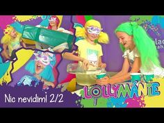 Lollymánie - I don't see anything! Poker, Kawaii, Marketing, Party, Youtube, Free, Musik, Parties, Youtubers