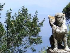 La Villa di Axel Munthe a Capri - vesuvioweb 2013