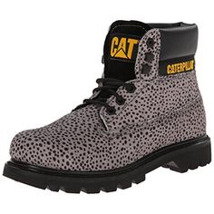 88ba73c26a2e Caterpillar Womens Colorado Leather Ankle Work Boots Schnürstiefel,  Kniehohe Stiefel, Schuh Stiefel, Raupe