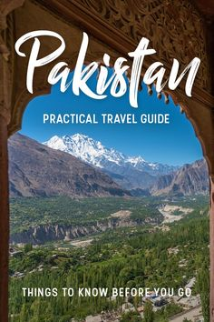 Everything there is to know about travel to Pakistan - Lost with Purpose - Planning travel to Pakistan? This practical Pakistan travel guide has all the travel tips you need - Thailand Travel Guide, Asia Travel, Travel Usa, Travel Packing, Packing Tips, Pakistan Reisen, Pakistan Travel, Bali, International Travel Tips