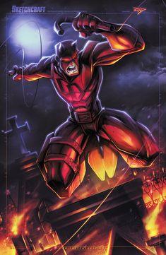 Daredevil by RobDuenas.deviantart.com on @DeviantArt
