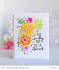 MFT:  large Desert Bouquet flower sketch, my joyful moments