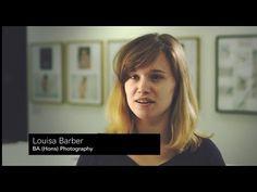 Louisa Barber, BA (Hons) Photography, UCA Farnham - YouTube