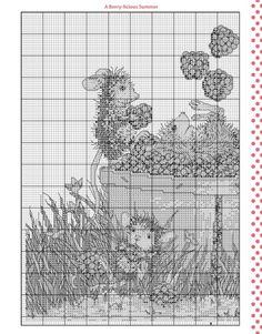 Gallery.ru / Фото #18 - Four Seasons of Cross-Stitch by House-Mouse Designs - samashveya