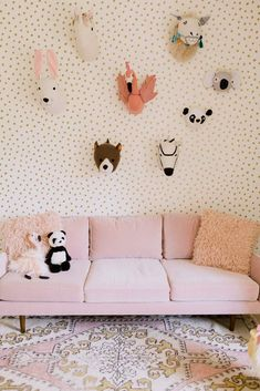 Sophisticated Rooms for Children // Juju Papers
