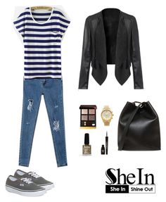 """""""Shein 2."""" by amra-f ❤ liked on Polyvore featuring 3.1 Phillip Lim, Vans, Michael Kors, Napoleon Perdis, Tom Ford and Limedrop"""