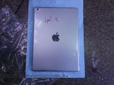 Hands-On With The iPad 5 Back-Panel