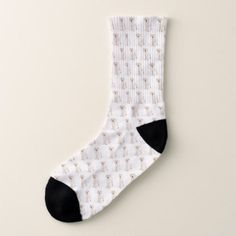 Create Dog Photo Pattern Socks - dog puppy dogs doggy pup hound love pet best friend