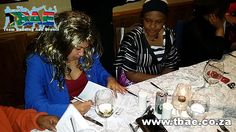 New Media Publishing Minute To Win It and Murder Mystery Team Building Event in Stellenbosch #TeamBuilding #NewMediaPublishing #MurderMystery
