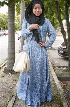 Hijab Modern Fashion - Tendencies and Styles of Present Day | Hijab 2014