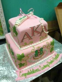 CAKE FOR A GRAD