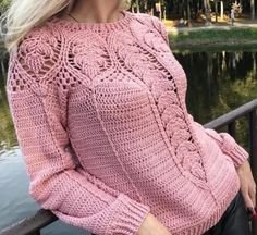 Fabulous Crochet a Little Black Crochet Dress Ideas. Georgeous Crochet a Little Black Crochet Dress Ideas. Crochet Cardigan Pattern, Crochet Blouse, Crochet Shawl, Crochet Lace, Crochet Patterns, Crochet Flower, Free Crochet, Crochet Top Outfit, Black Crochet Dress