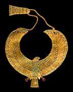 Egyptian Falcon Amulet Craft