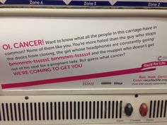 (via Stay angry, Cancer Research UK   The Writer)