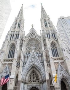 The cornerstone of St. Patrick's Cathedral was laid in 1858 and her doors swept open in 1879. Touring this magnificent structure is an unforgettable experience.