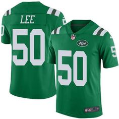 Mike Evans jersey Nike Jets #50 Darron Lee Green Men's Stitched NFL Elite Rush Jersey Colts T.Y. Hilton jersey Patriots Julian Edelman jersey