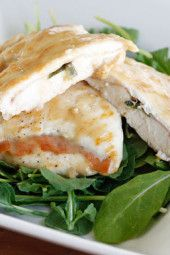 chicken-saltimbocca