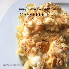 My mom's recipe is always a hit!  Casseroles are such a comfort food for me, as they always remind me of when I was a kid.  After you c...