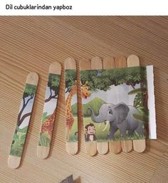 Popsicle Stick-puzzels! Herhaald door Therapy Shoppe ... - #fabriquer #Popsicle #Pu ... - #door #fabriquer #Herhaald #Popsicle #Pu #Shoppe #Stickpuzzels #Therapy