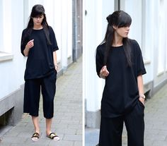 Get this look: http://lb.nu/look/6457790  More looks by Lucy De B.: http://lb.nu/lovelybylucy  Items in this look:  Culottes