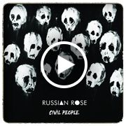 "► Play!: ""MIND FIGHT"" by RUSSIAN ROSE, from ""Civil People [2017]"" - Svi Generis Mixtape Vol. 020 - Goth Rock, Post Punk, Wave monthly ""best of""compilation by DJ Billyphobia (SGM >> Virus G Zine) #postpunk #darkwave #coldwave"