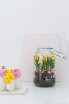 &SUUS | DIY Pasen met bloemen en planten | www.ensuus.nl | Easter DIY