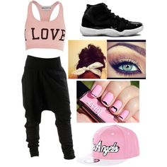 Hip hop : Dance practice ! by infinitybabe24 on Polyvore featuring Wildfox and River Island