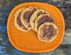 Pumpkin and oatmeal pancakes - CookTogether