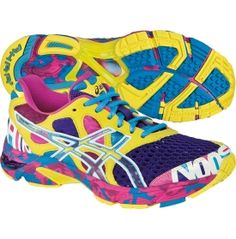 ASICS Women's GEL-Noosa Tri 7 Running Shoe - Dick's Sporting Goods. I need me some rainbow shoes for sure