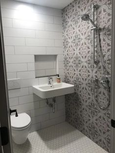 best wet room bathroom remodeling trends 8 « A Virtual Zone The first thing you should place in your bathroom is an actual plant. If it hasn't been updated in a while, you may be surprised to find there's a whole new array of choices. Wet Room Bathroom, Small Shower Room, Small Bathroom Layout, Tiny Bathrooms, Tiny House Bathroom, Bathroom Renos, Bathroom Interior, Modern Bathroom, Bathroom Remodeling