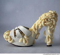 30 Weirdest Shoes In The World