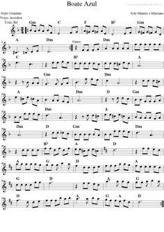 Super Partituras - Ai se eu te Pego v.2 (Sharon Acioly), com cifra Accordion Sheet Music, Easy Piano Sheet Music, Flute Sheet Music, Guitar Sheet, Violin Music, Music Tabs, Music Notes, Music Mood, Music Theory