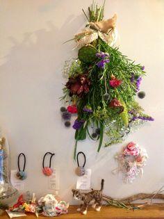 HANDMADE KAIE'S ROOM: 「鯖寅果実酒商店」さんのお店を『バルピクニック』風に!