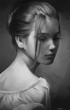 Another portrait study this evening. 1 hour 20 minutes. Lovely photo by...