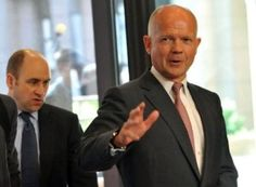 """AFP -British Foreign Secretary William Hague said Monday an international response to the suspected chemical weapons attack in Syria was possible without unanimous UN Security Council backing. """"Is it possible to respond to chemical weapons without complete unity on the UN Security Council"""