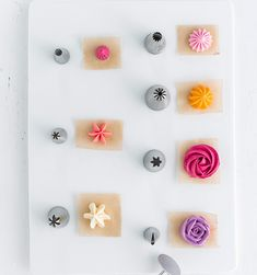 Butter cream flowers - step by step to the cake decor! rose muffins But . - Butter cream flowers – step by step to the cake decor! Beef Pies, Mince Pies, Cake Candy, Green Curry Chicken, Red Wine Gravy, Egg Pie, Onion Pie, Mushroom Pie, Flower Step By Step